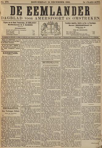 De Eemlander 1908-12-24