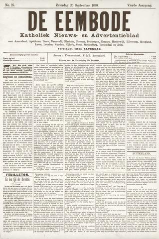 De Eembode 1890-09-20