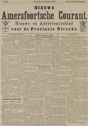 Nieuwe Amersfoortsche Courant 1904-08-10