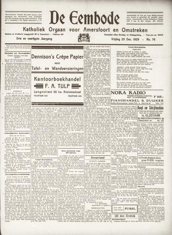 De Eembode 1929-12-20