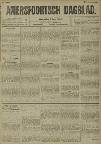 Amersfoortsch Dagblad 1909-06-02