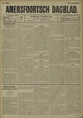 Amersfoortsch Dagblad 1910-01-13