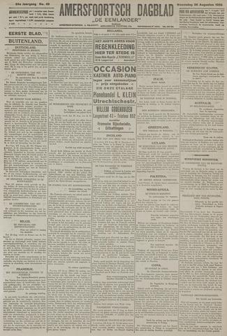 Amersfoortsch Dagblad / De Eemlander 1925-08-26