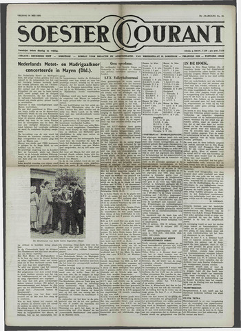 Soester Courant 1958-05-16