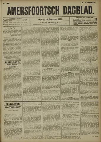 Amersfoortsch Dagblad 1910-08-26