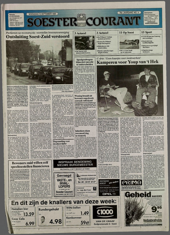 Soester Courant 1999-09-15