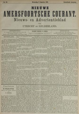 Nieuwe Amersfoortsche Courant 1888-08-08