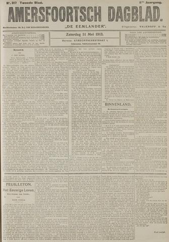 Amersfoortsch Dagblad / De Eemlander 1913-05-31