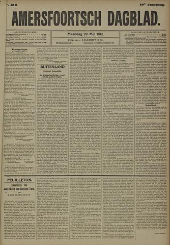 Amersfoortsch Dagblad 1912-05-20