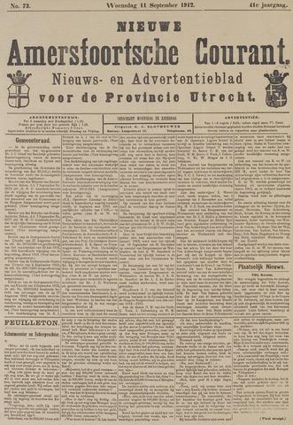 Nieuwe Amersfoortsche Courant 1912-09-11