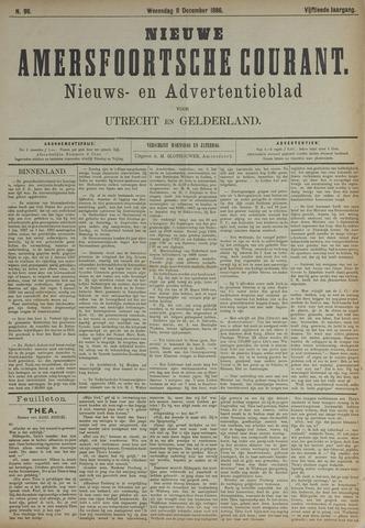 Nieuwe Amersfoortsche Courant 1886-12-08