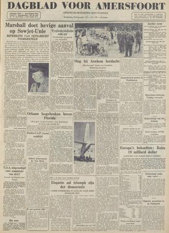 Dagblad voor Amersfoort 1947-09-18