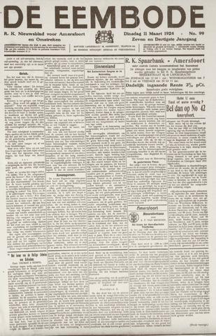 De Eembode 1924-03-11