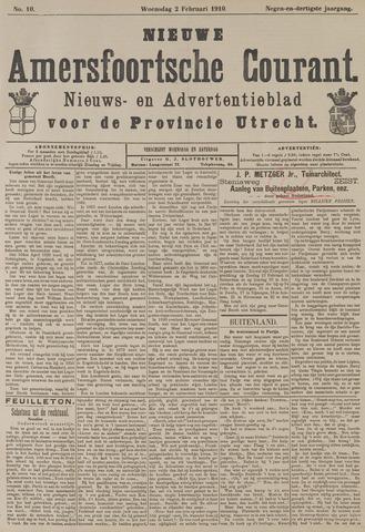 Nieuwe Amersfoortsche Courant 1910-02-02
