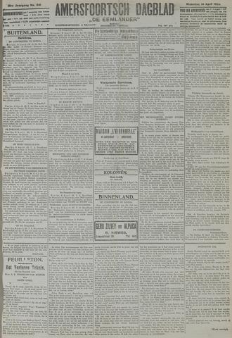 Amersfoortsch Dagblad / De Eemlander 1922-04-10