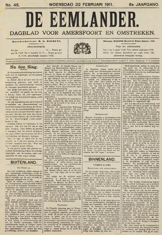 De Eemlander 1911-02-22