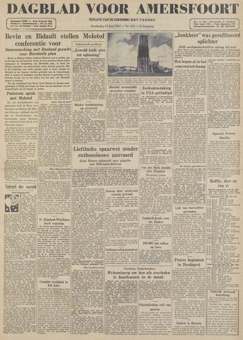 Dagblad voor Amersfoort 1947-06-19