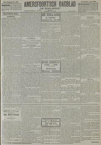 Amersfoortsch Dagblad / De Eemlander 1922-06-01