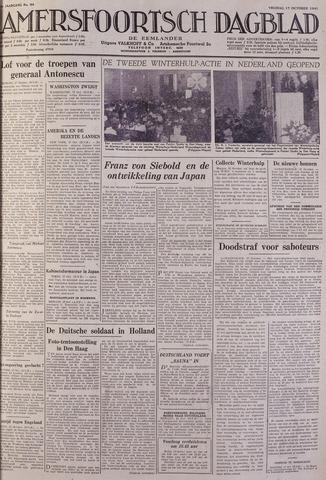 Amersfoortsch Dagblad / De Eemlander 1941-10-17