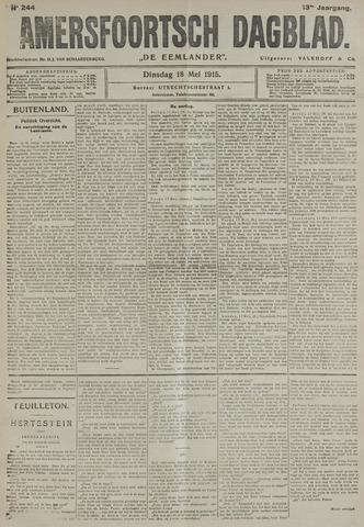 Amersfoortsch Dagblad / De Eemlander 1915-05-18