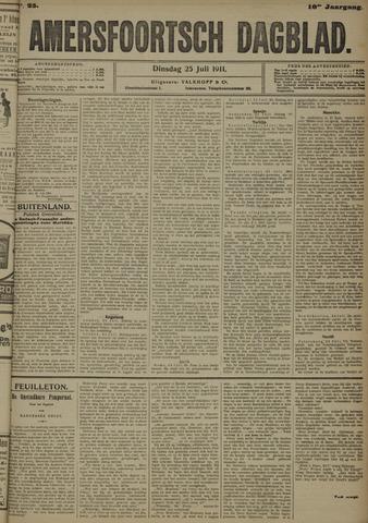 Amersfoortsch Dagblad 1911-07-25