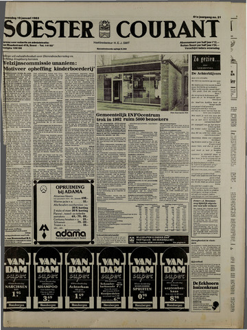 Soester Courant 1983-01-19