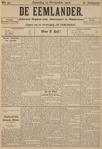 De Eemlander 1906-11-17