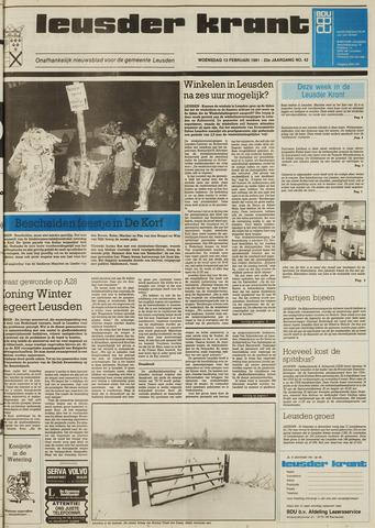Leusder Krant 1991-02-13