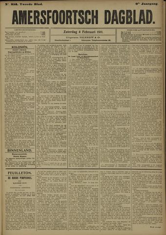 Amersfoortsch Dagblad 1911-02-04
