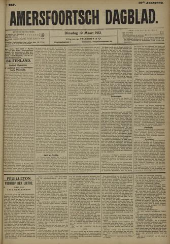 Amersfoortsch Dagblad 1912-03-19