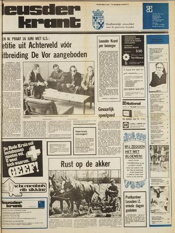 Leusder Krant 1975-06-05