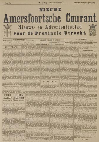 Nieuwe Amersfoortsche Courant 1904-12-07