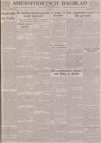 Amersfoortsch Dagblad / De Eemlander 1942-01-24