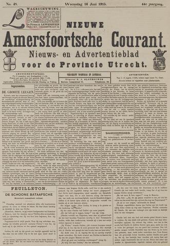 Nieuwe Amersfoortsche Courant 1915-06-16