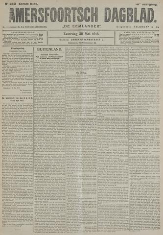 Amersfoortsch Dagblad / De Eemlander 1915-05-29