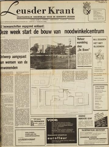 Leusder Krant 1974-10-03