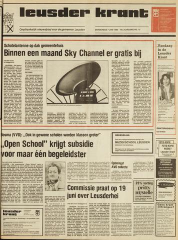 Leusder Krant 1984-06-07