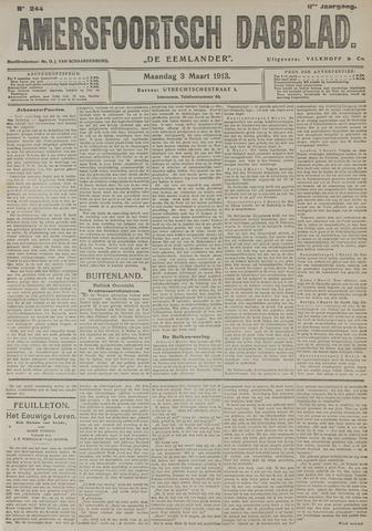 Amersfoortsch Dagblad / De Eemlander 1913-03-03