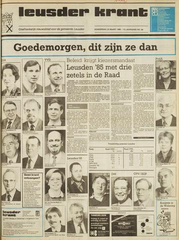 Leusder Krant 1986-03-20