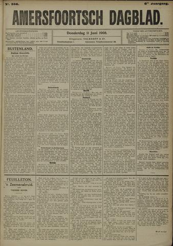 Amersfoortsch Dagblad 1908-06-11