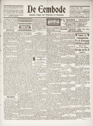 De Eembode 1932-09-06