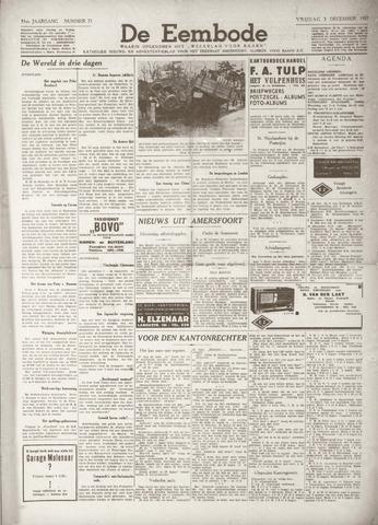 De Eembode 1937-12-03
