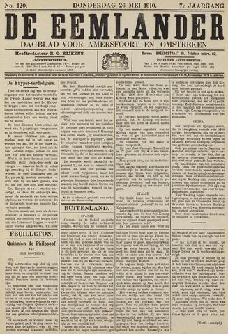 De Eemlander 1910-05-26
