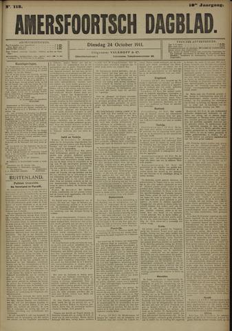 Amersfoortsch Dagblad 1911-10-24