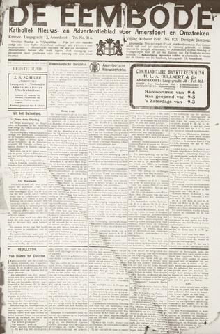 De Eembode 1917-03-30