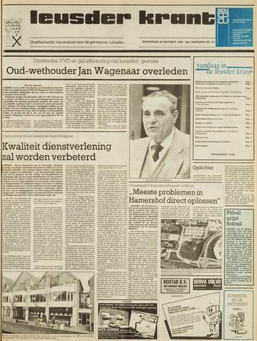 Leusder Krant 1988-10-20