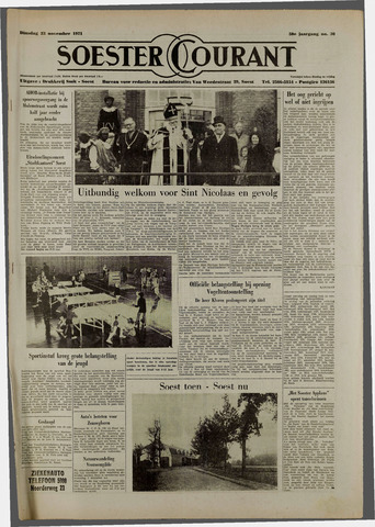 Soester Courant 1971-11-23