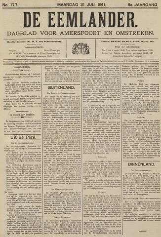 De Eemlander 1911-07-31