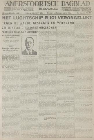 Amersfoortsch Dagblad / De Eemlander 1930-10-06