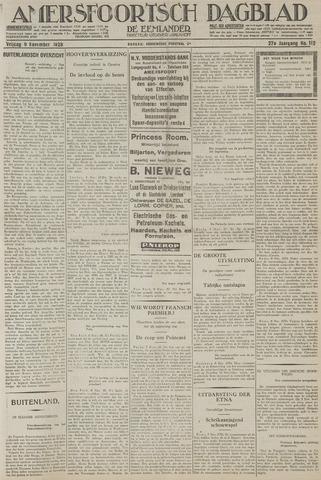 Amersfoortsch Dagblad / De Eemlander 1928-11-09